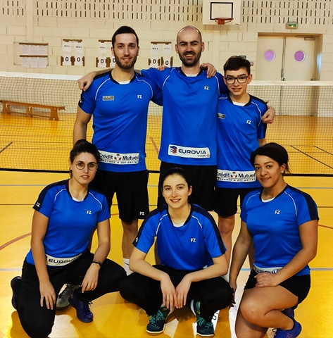 Bilan des Interclubs du weekend